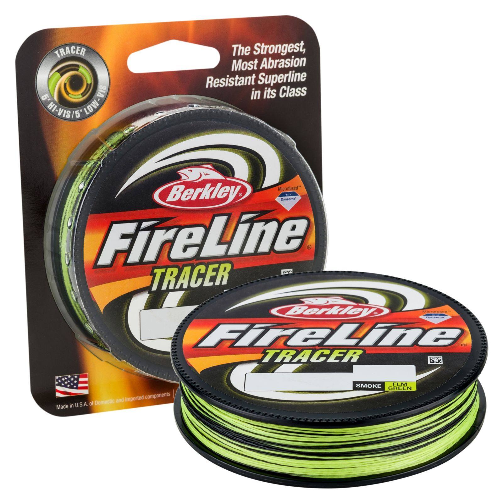 BERKLEY FIRELINE FUSED TRACER UPREDENICA 0,28MM/270M