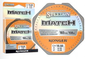 KONGER STEELON MATCH 0,18MM/150M