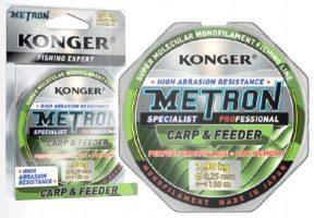 KONGER METRON SPECIALIST CARP&FEEDER 0,18-0,20MM/150M