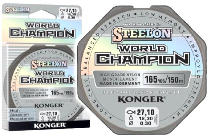 KONGER STEELON WORLD CHAMPION 0,12/150M