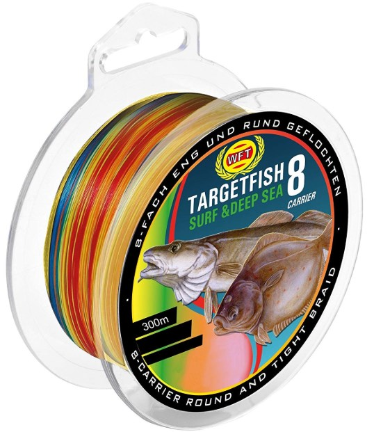 WFT TF8 SURF&DEEP SEA UPREDENICA 0,25MM/0,30MM-300M