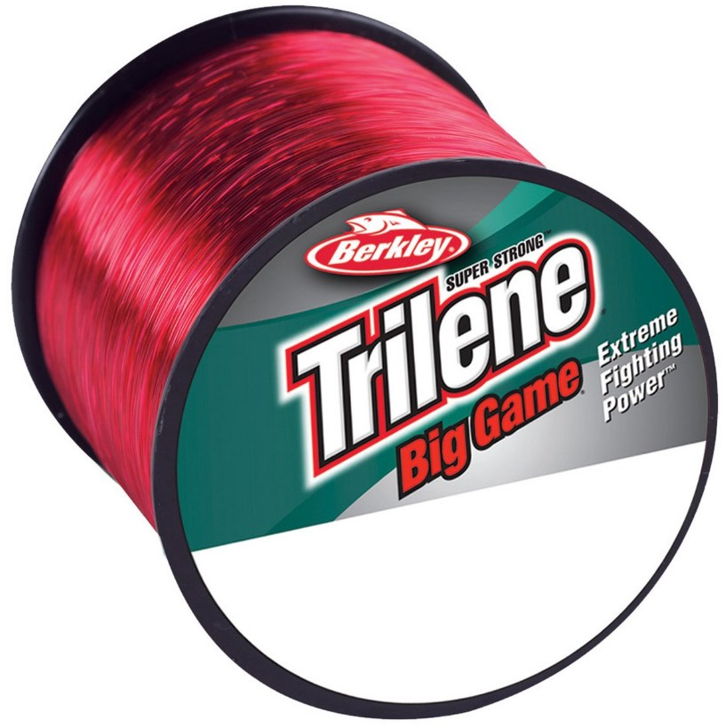 BERKLEY TRILENE BIG GAME RED NAJLON 0,34-0,45MM