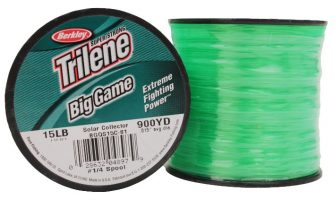 BERKLEY TRILENE BIG GAME SOLAR NAJLON 0,29MM/1000M