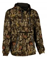 PERCUSSION SWEATSHIRT CAMOHOOD