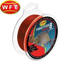 WFT TF8 FEEDER BLOOD RED 0,12MM/200M