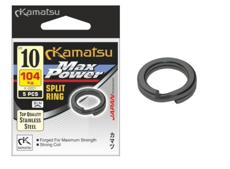 KAMATSU SPLIT RING 8MM/90KG