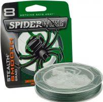 SPIDERWIRE STEALTH SMOOTH 12X UPREDENICA 0,13-0,19MM/150M