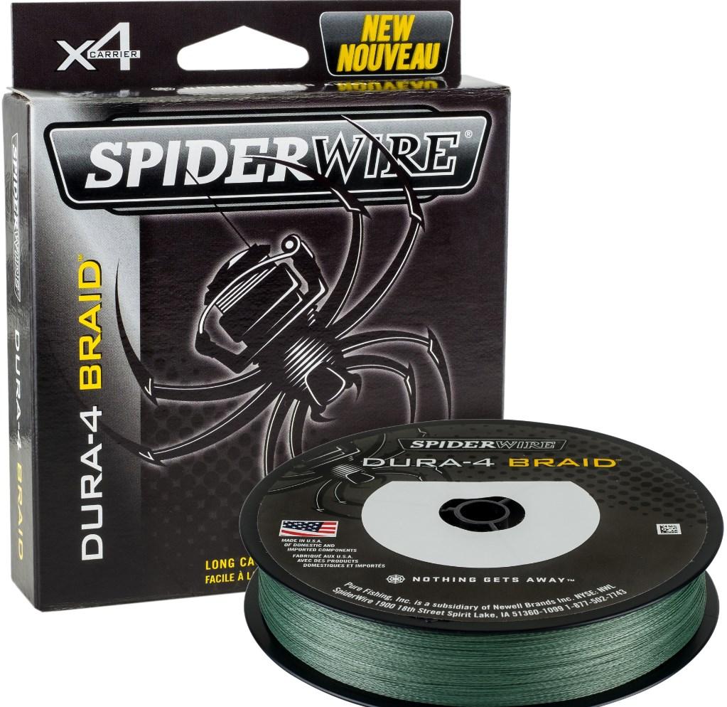 SPIDERWIRE DURA-4 UPREDENICA 0,10-0,40MM/150M