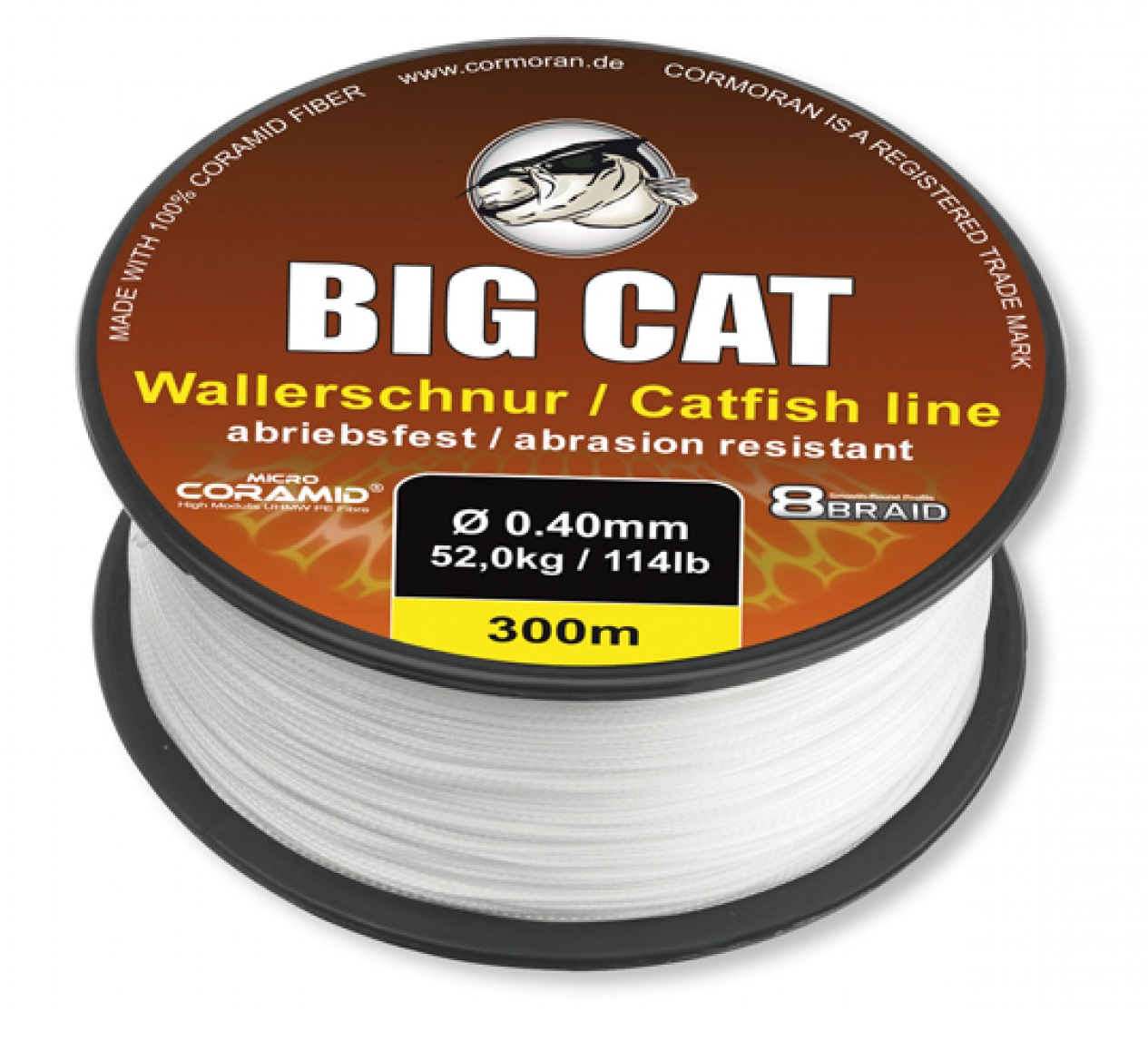 BIG CAT UPREDENICA 0,40-0,50MM/300M