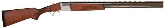 BAIKAL MP-27EM-1C NICKEL cal. 12/76 71 cm.