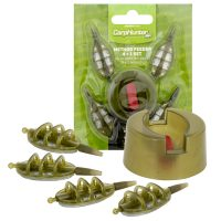 CARP HUNTER METHOD FEEDER SET 20/25/30/35G + KALUP
