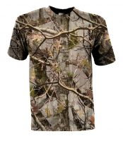 PERCUSSION T-SHIRT FOREST RESPIRANT