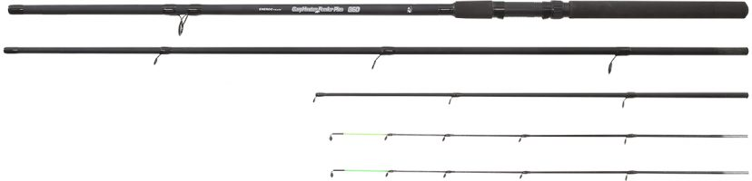CARP HUNTER PLUS FEEDER 3.6M 40-80G
