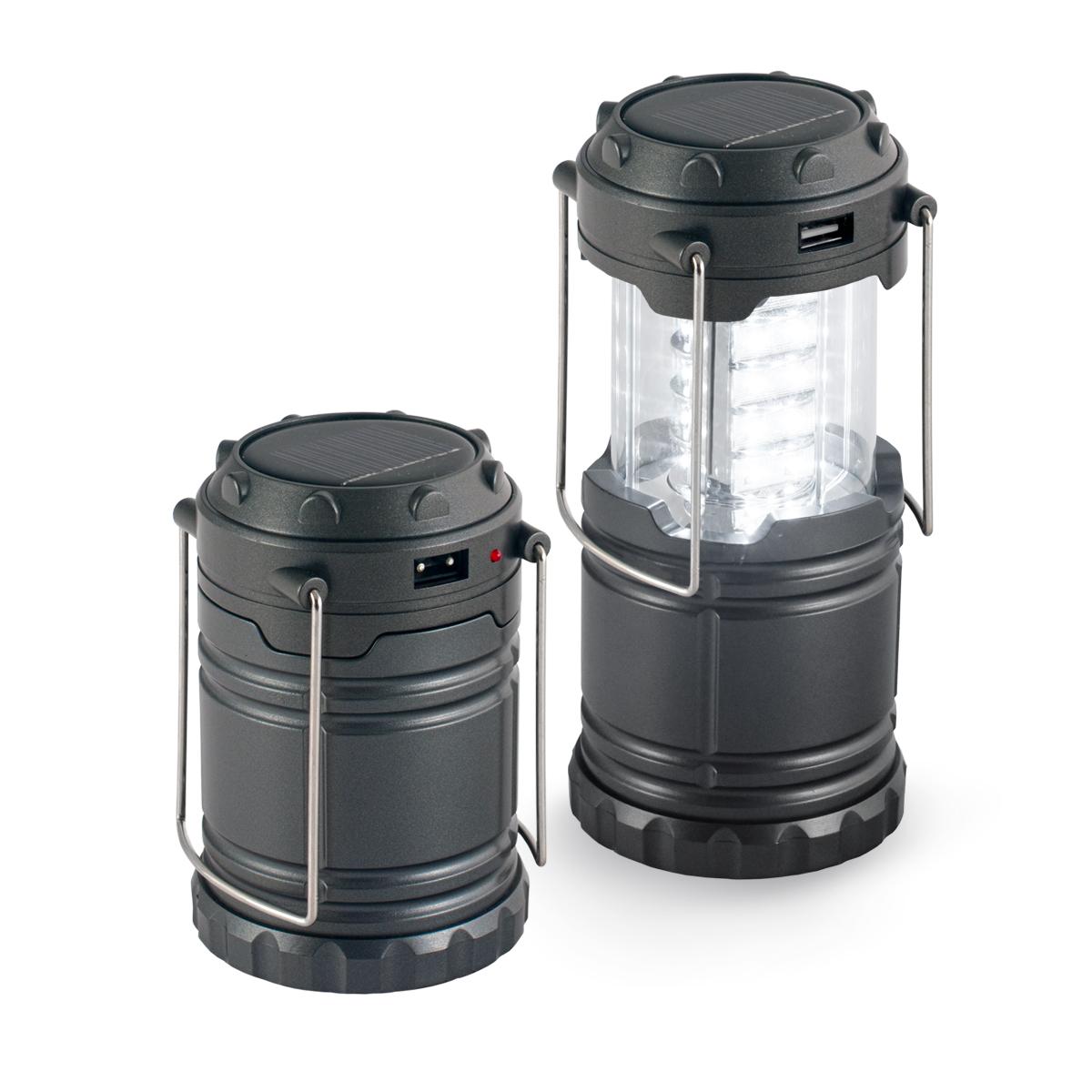 OUTDOOR SOLAR CAMPING LAMP