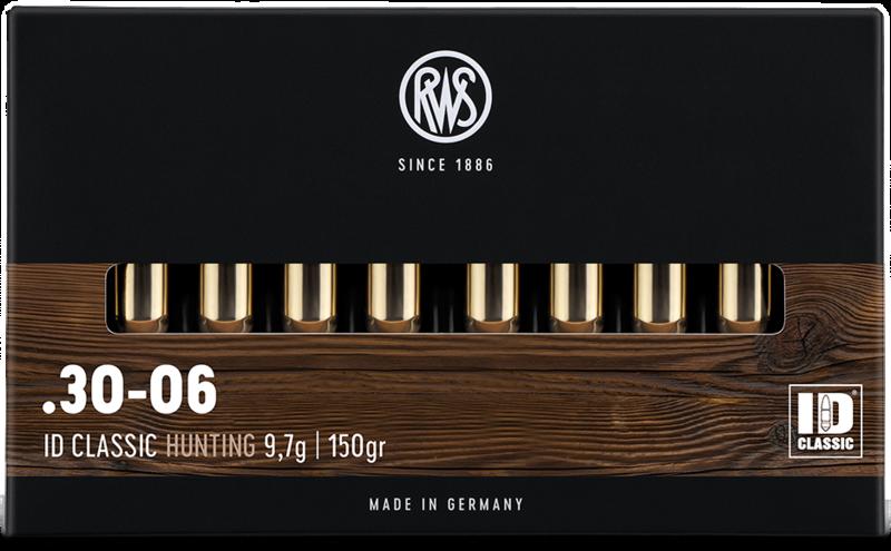 RWS .30-06 ID CLASSIC 9,7GR.