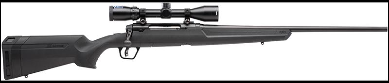 Puška SAVAGE Axis XP .308 Win + optika Weaver 3-9×40